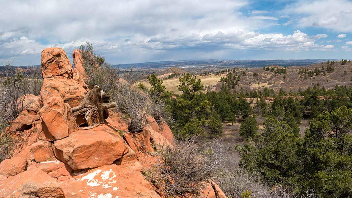 Hike at Bear Creek Canon in Colorado Springs