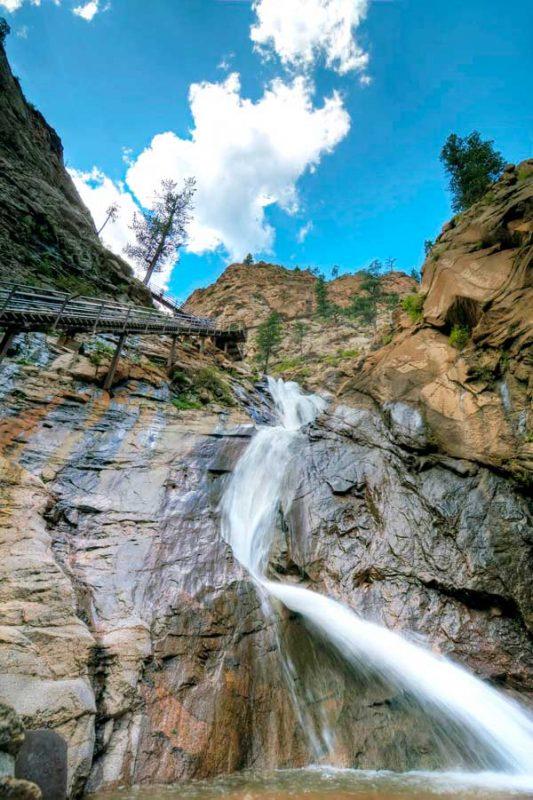 Seven Falls Colorado Springs Hike