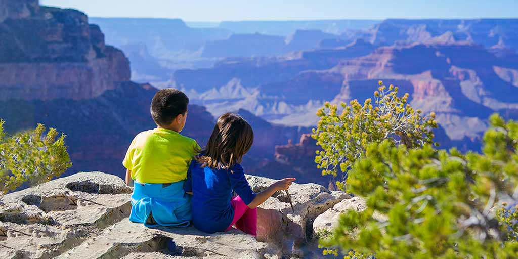 How to hike with kids